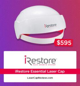iRestore Essential Laser Helmet
