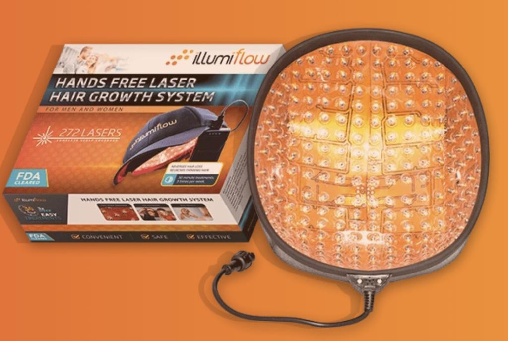 illumiflow 272 laser cap