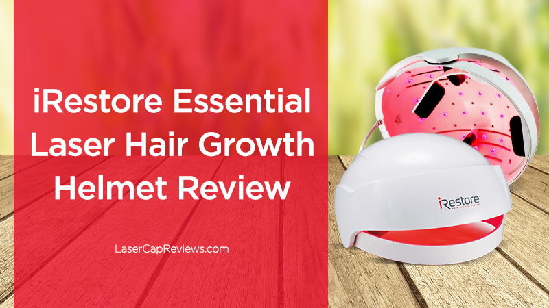 iRestore Essential Laser Hair Growth Helmet