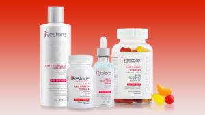 iRestore Hair Loss Supplements