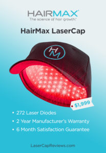 HairMax 272 Laser Cap