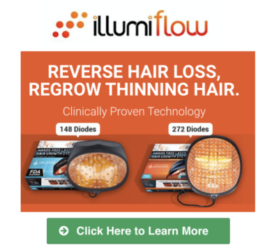 Illumiflow Our Top Laser Cap 272 Diodes