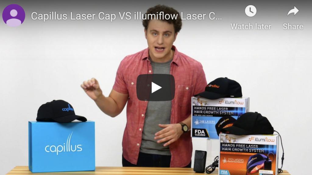 Illumiflow vs Capillus Laser Cap Review