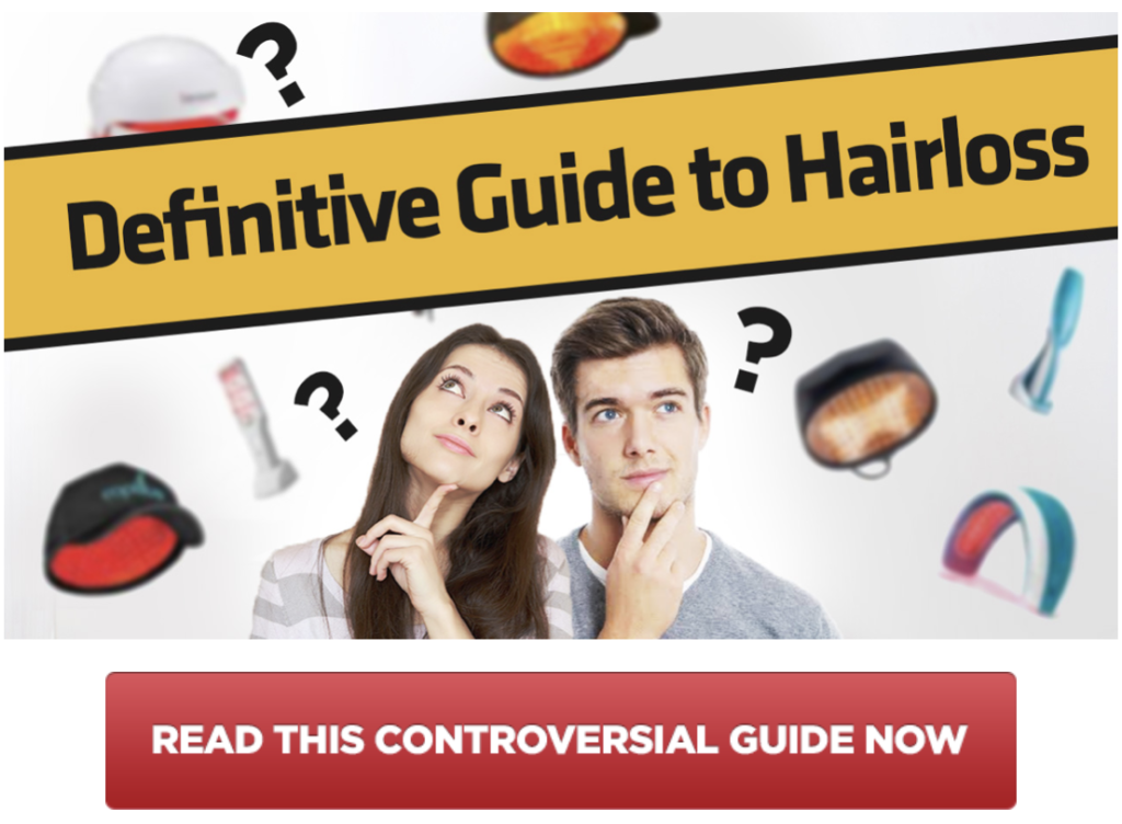 Definitive Guide to Hair Loss