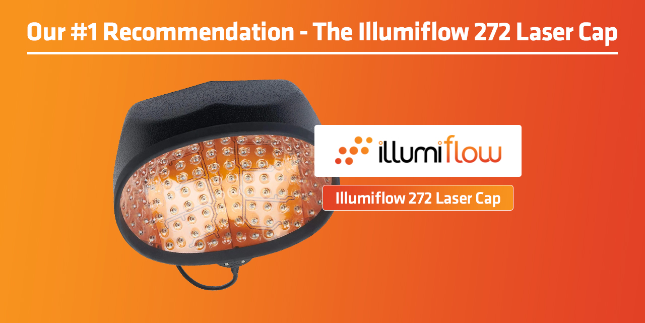 Our #1 Laser Cap Recommendation