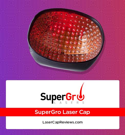 SuperGro Laser Cap 272