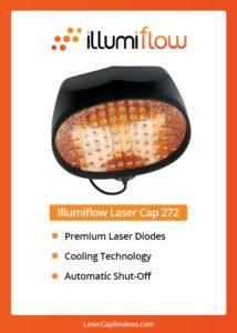 illumiflow Laser Cap 272 diodes