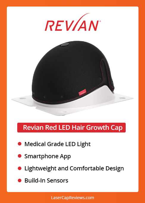 revian Red LED Hair Growth Cap