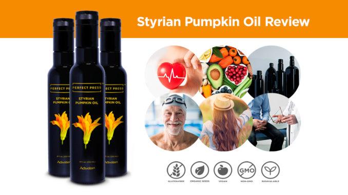 Styrian Pumpkin Oil Review