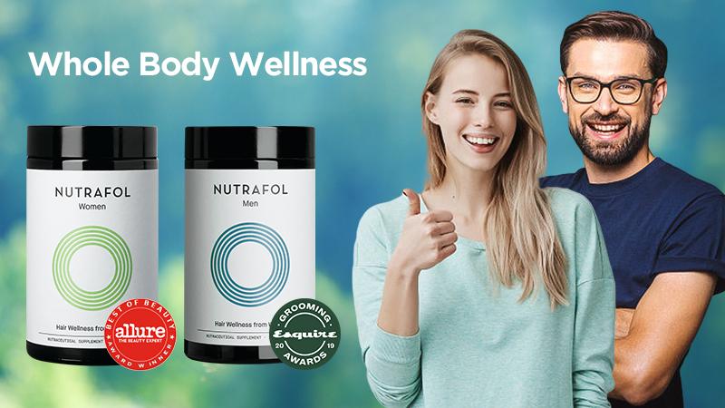 Nutrafol Whole Body Wellness