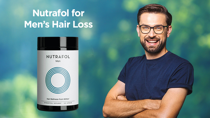 Nutrafol for Men Hair Loss Review