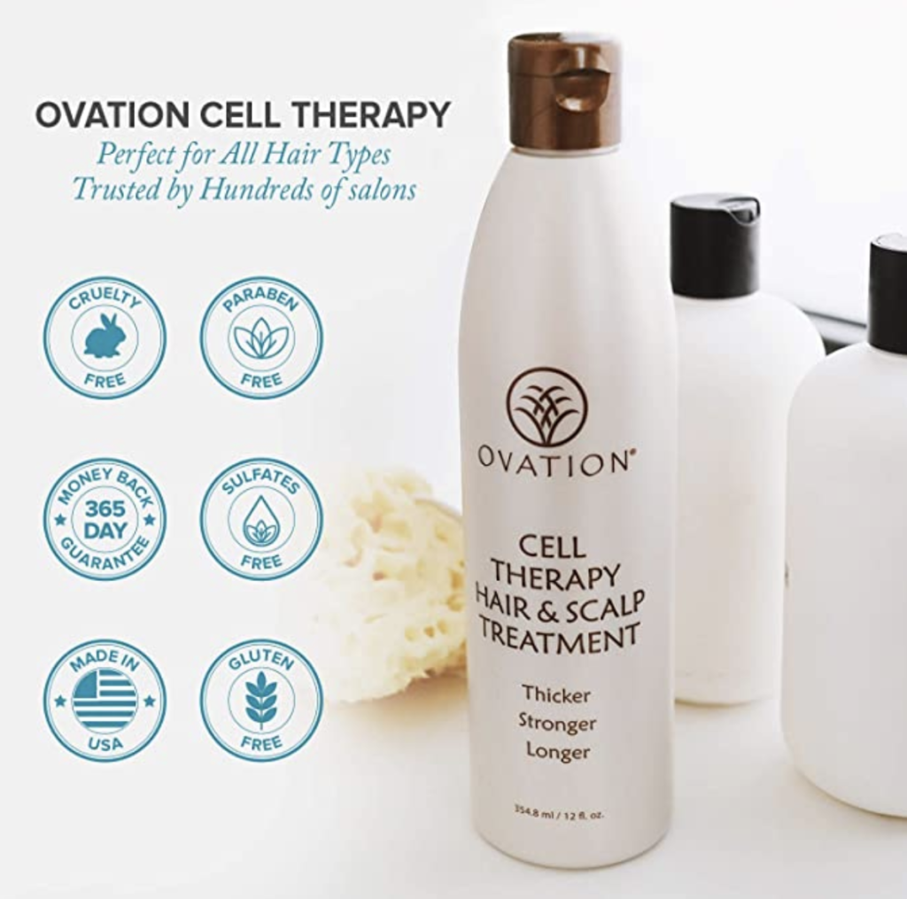 OviationCell Therapy Hair And Scalp Treatment Conditioner