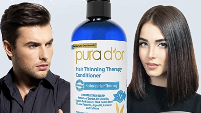 Pura D'or Hair Thinning Conditioner
