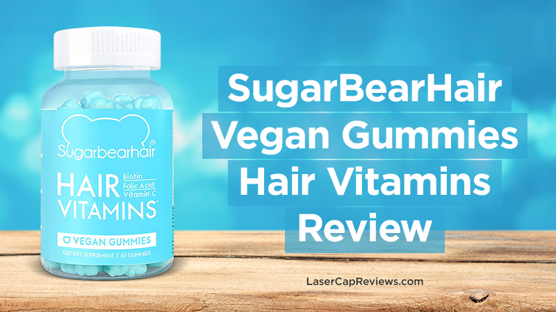 sugarbearhair gummy hair vitamins review