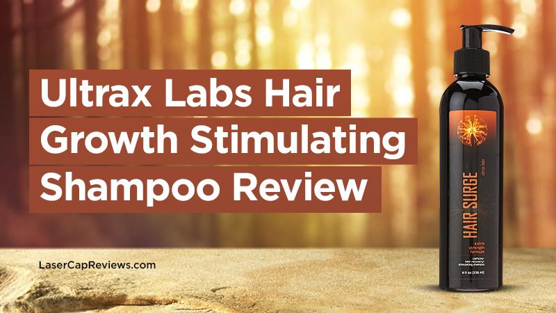 ultrax labs hair growth shampoo review