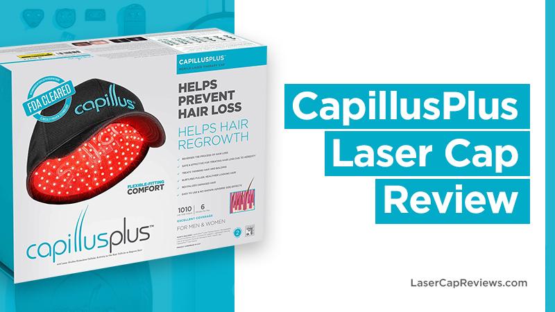 CapillusPlus Laser Cap Review