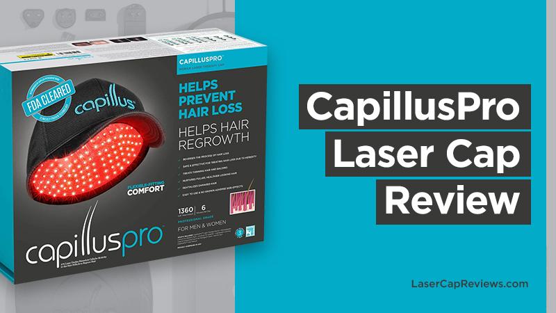 CapillusPro Laser Cap Review
