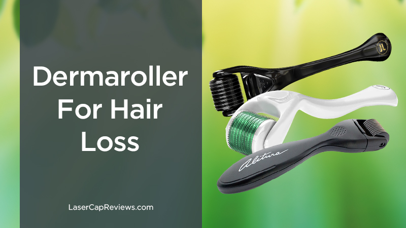 derma roller for hair loss