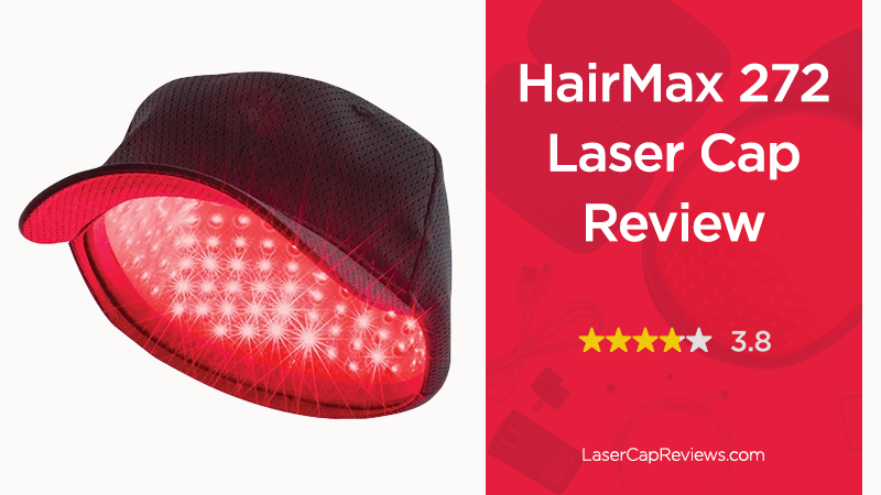 HairMax 272 Laser Cap Review