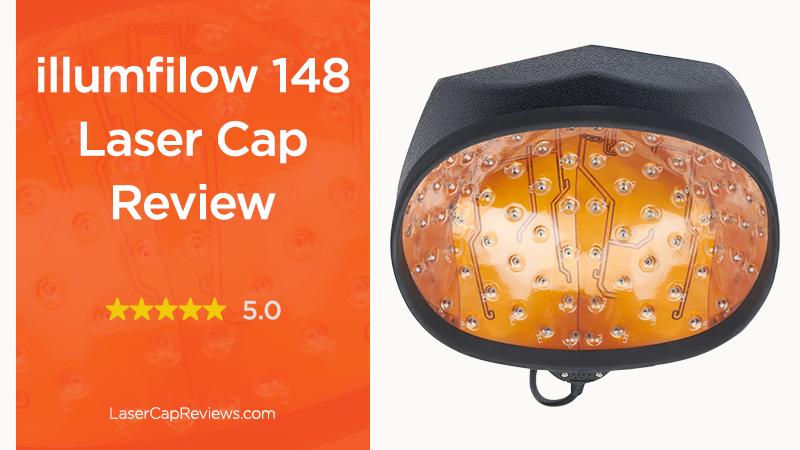 illumiflow 148 laser cap review