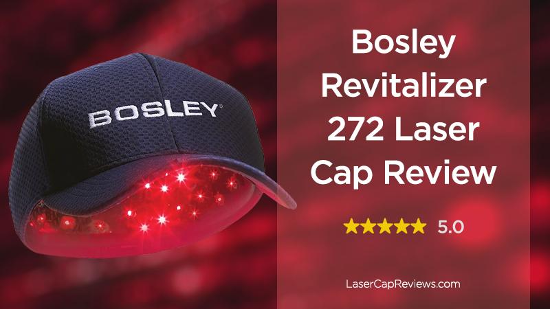 Bosley Revitalizer 272 Laser Cap Review