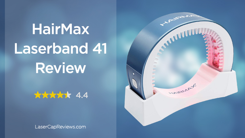 hairmax laserband 41 review