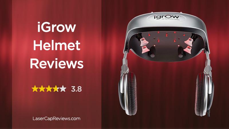 iGrow Helmet Reviews - 3.8 stars
