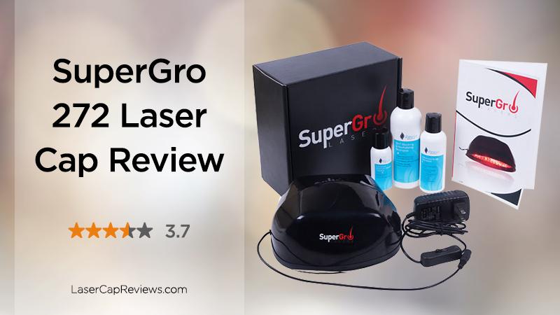 SuperGro 272 laser cap