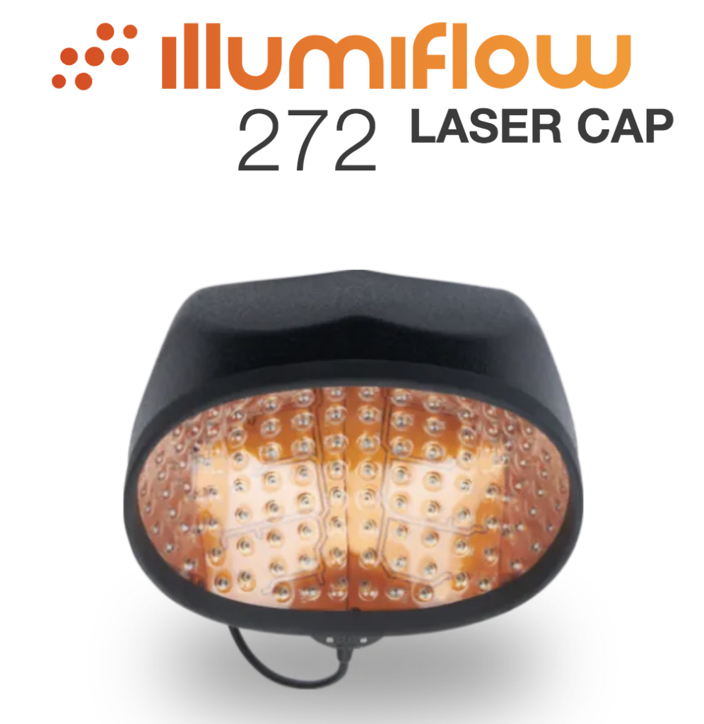 the illumiflow 272 laser cap
