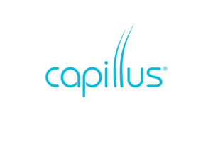 Capillus logo - new hair growth technology