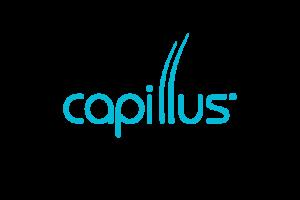 Capillus logo - new hair growth technology